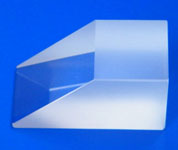 optical Right angle trapeziform prisms