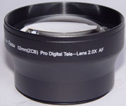 optical digital tele photo lenses